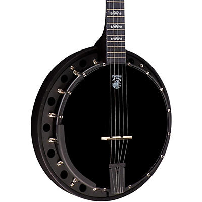Deering Goodtime Blackgrass 5-String Banjo