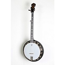 Open Box Deering Goodtime Midnight Special 5 string Resonator Banjo
