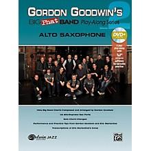 Alfred Gordon Goodwin's Big Phat Band Play-Along Series Alto Saxophone Vol. 2 Book & DVDRom