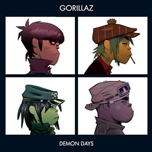 WEA Gorillaz - Demon Days