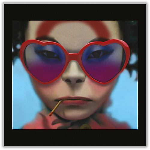 WEA Gorillaz - Humanz 2LP (180 Gram Vinyl)