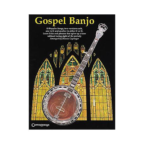 Centerstream Publishing Gospel Banjo Songbook