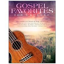 Hal Leonard Gospel Favorites For Ukulele