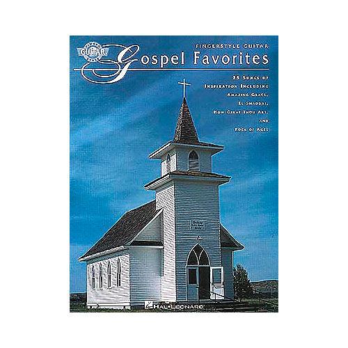 Hal Leonard Gospel Favorites for Guitar Book