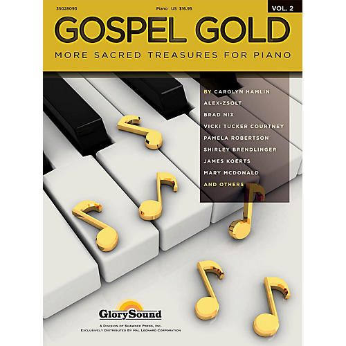 Shawnee Press Gospel Gold - Volume 2