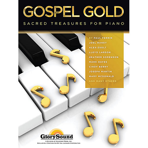 Shawnee Press Gospel Gold (Sacred Treasures for Piano)