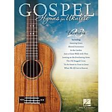 Hal Leonard Gospel Hymns For Ukulele