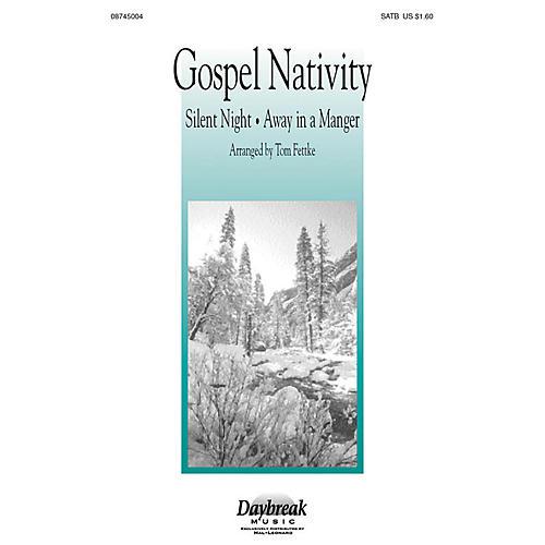 Hal Leonard Gospel Nativity SATB arranged by Tom Fettke