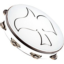 Meinl Gospel Praise and Worship Church Tambourine with Synthetic Head and Steel Jingles