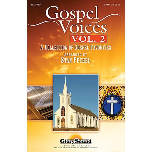 Shawnee Press Gospel Voices - Volume 2 Studiotrax CD Arranged by Stan Pethel