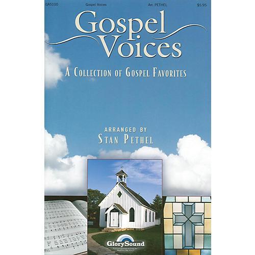 Shawnee Press Gospel Voices SATB arranged by Stan Pethel