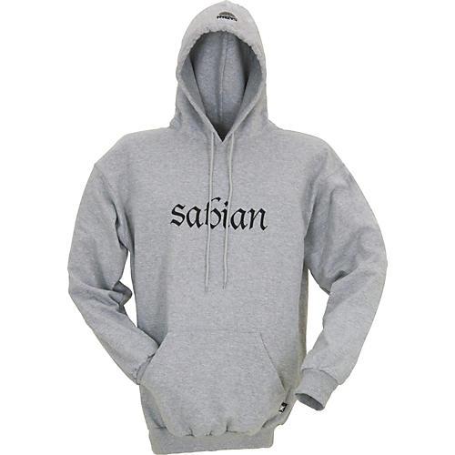 Sabian Goth Logo Hoodie