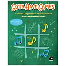 Alfred Gotta Have Games Book Grades 2--8