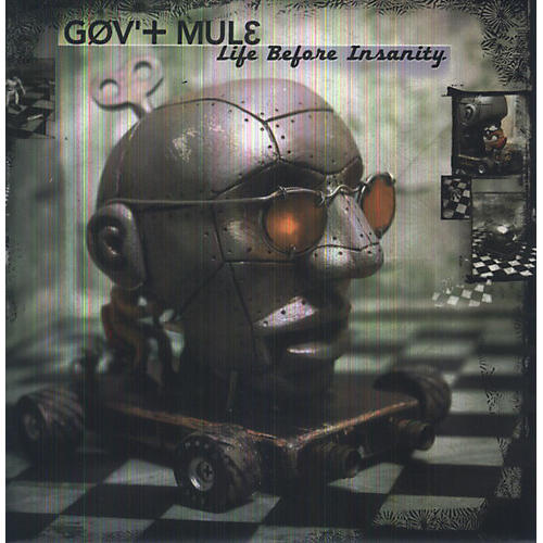 Alliance Gov't Mule - Life Before Insanity