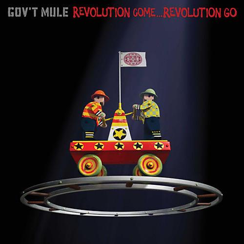 Alliance Gov't Mule - Revolution Come... Revolution Go