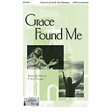 Epiphany House Publishing Grace Found Me SATB composed by R. Kevin Boesiger