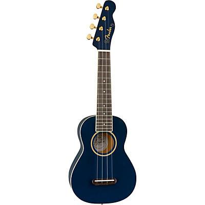Fender Grace VanderWaal Moonlight Soprano Ukulele