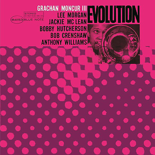 Alliance Grachan Moncur III - Evolution (LP)