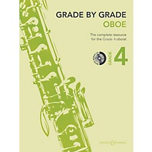 Boosey and Hawkes Grade by Grade - Oboe (Grade 4) Boosey & Hawkes Chamber Music Series BK/CD