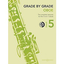 Boosey and Hawkes Grade by Grade - Oboe (Grade 5) Boosey & Hawkes Chamber Music Series BK/CD