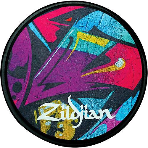 Zildjian Grafitti Practice Pad 12 in.