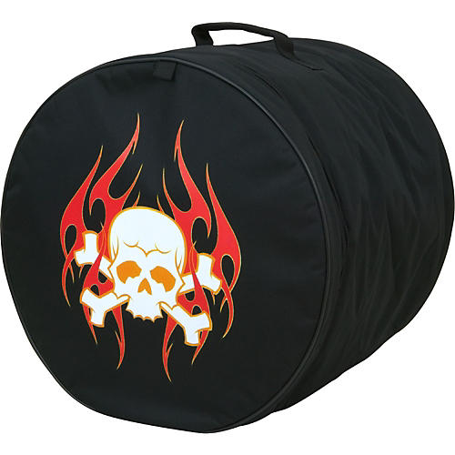 Kaces Grafix Xpress 5-Piece Fusion Padded Drum Bag Set