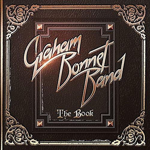 Alliance Graham Bonnet - Book