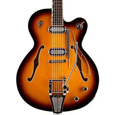 Duesenberg USA Gran Majesto Single Cutaway Semi-Hollow Electric Guitar
