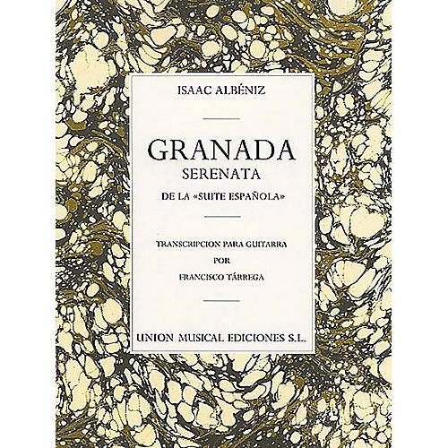 Union Musicale Granada Serenata Music Sales America Series