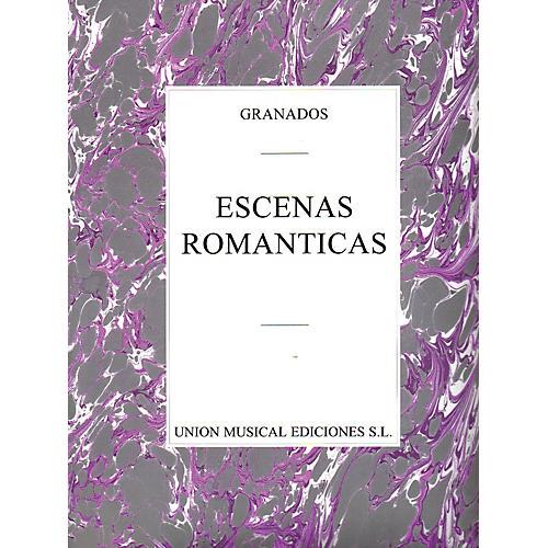 Music Sales Granados: Escenas Romanticas Piano Music Sales America Series