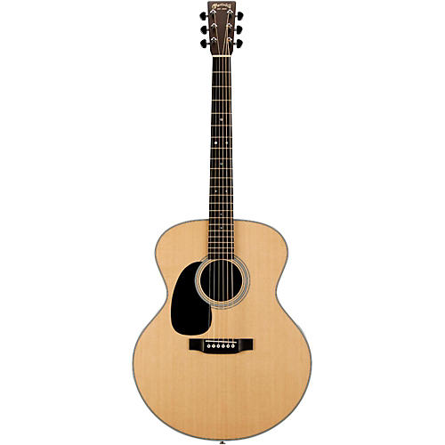 Martin Grand J-28LSE Baritone Left-Handed Acoustic-Electric Guitar