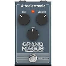 Open BoxTC Electronic Grand Magus Distortion Effect Pedal