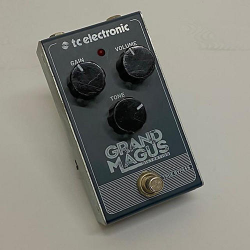 Grand Magus Distortion Effect Pedal