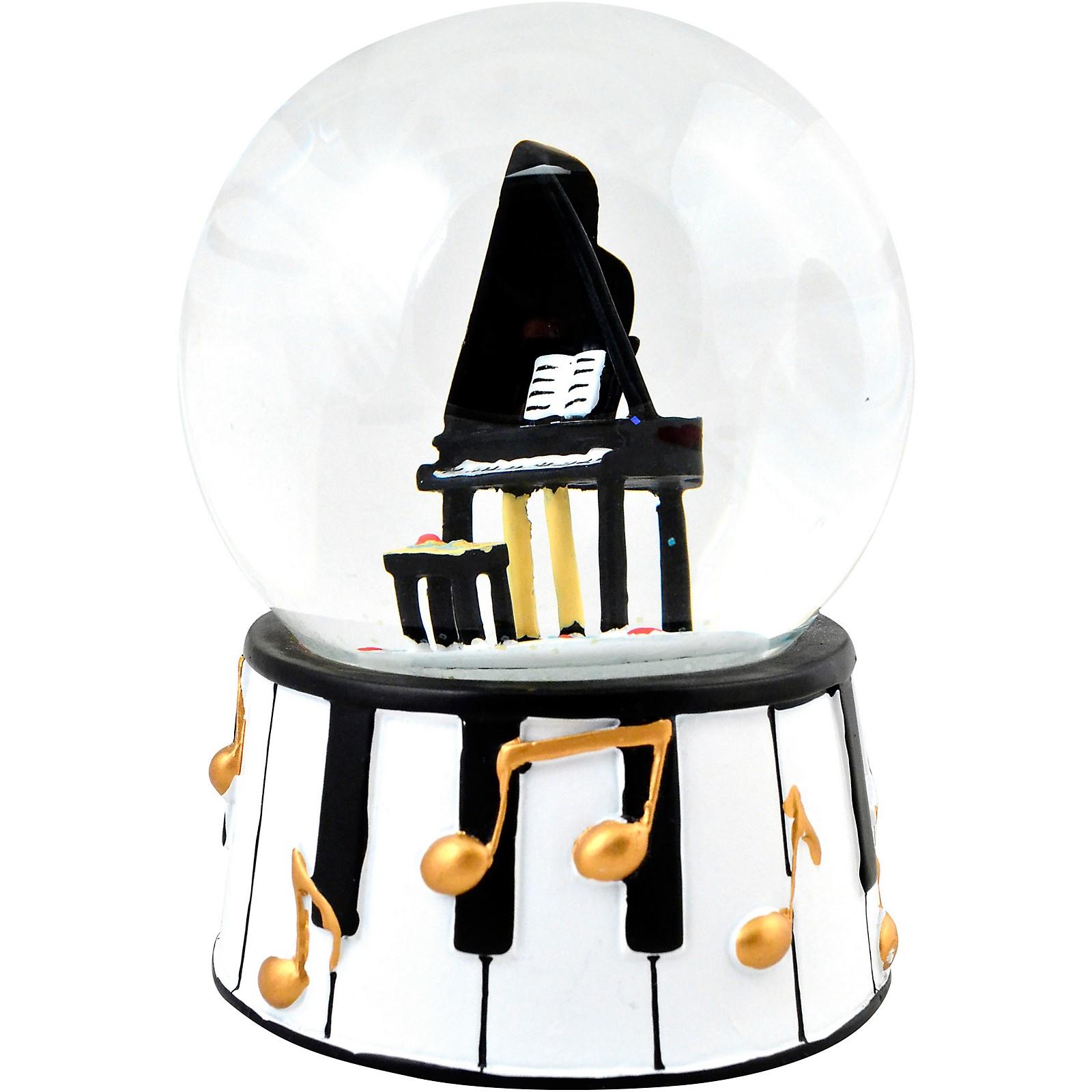 AIM Grand Piano Snow Globe