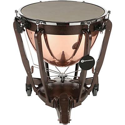 Bergerault Grand Professional Series Parabolic Polish Copper Bowl Timpani