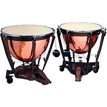 Grand Professional Series Timpani Set with Hand Hammered Parabolic Copper Bowls 26, 29 in.