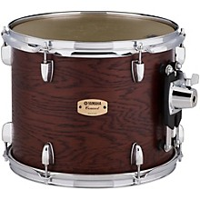 Grand Series Double Headed Concert Tom 13 x 10.5 in. Darkwood Stain Finish
