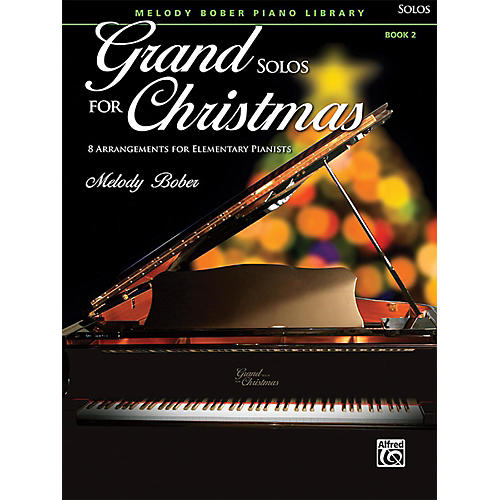 Alfred Grand Solos for Christmas, Book 2 Elementary