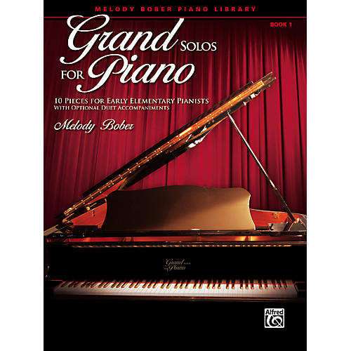 Alfred Grand Solos for Piano Book 1