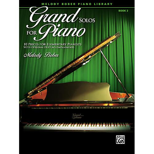 Alfred Grand Solos for Piano Book 2