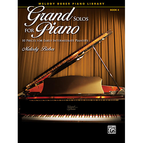Alfred Grand Solos for Piano Book 4