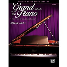 Alfred Grand Solos for Piano Book 5