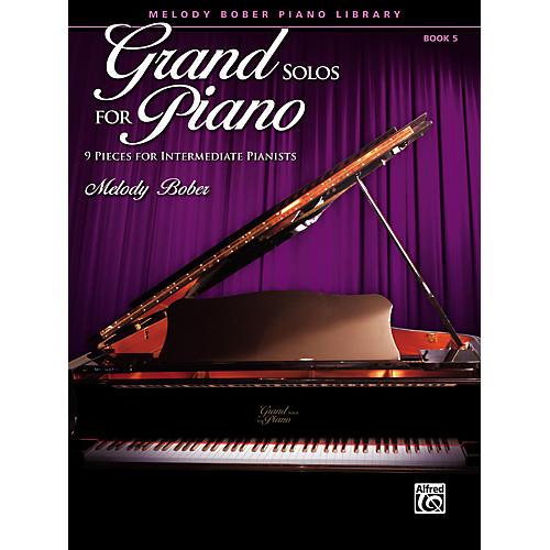 Alfred Grand Solos for Piano Book 5