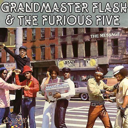 Alliance Grandmaster Flash & Furious Five - Message