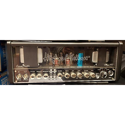 Hughes & Kettner Grandmeister Tube Guitar Amp Head
