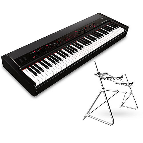 Korg Grandstage Digital Stage Piano and Stand