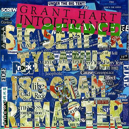 Alliance Grant Hart - Intolerance