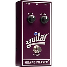 Aguilar Grape Phaser Bass Effects Pedal