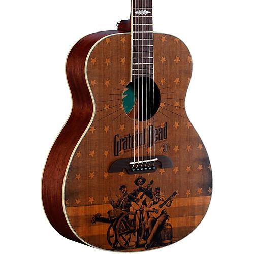 Alvarez Grateful Dead 50th Anniversary Acoustic Guitar Musicians