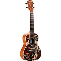 MusiciansFriend.com deals on Alvarez Grateful Dead Concert Ukulele Roses